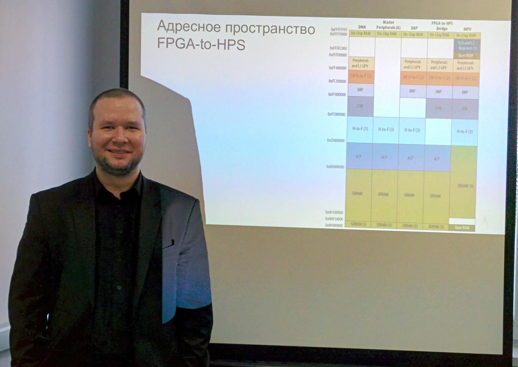 Денис Габидуллин рассказывает про адресное пространство